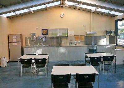 port broughton camp kitchen