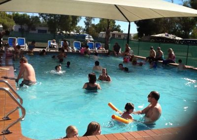 port broughton caravan park pool